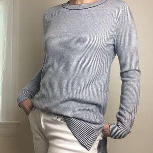LOFT Sailor Striped Sweater